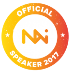 NAI Days Official Speaker logo