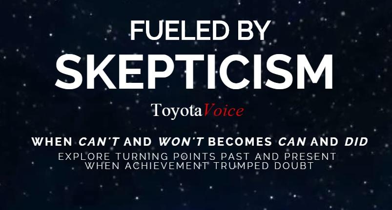 Toyota native advertising